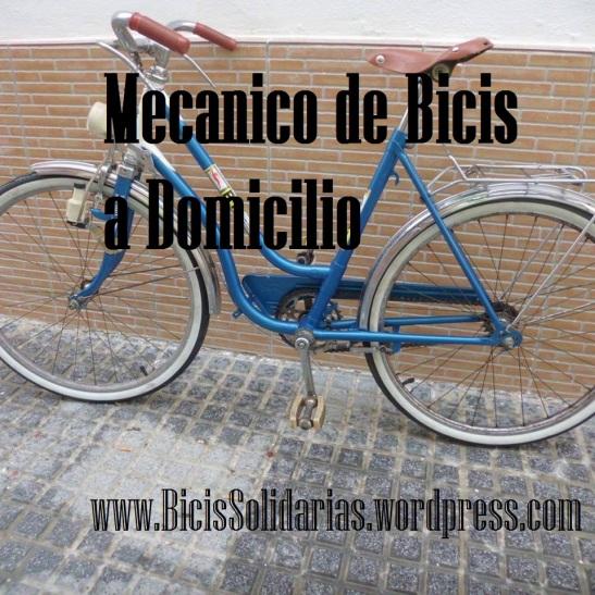 mecanico de bicis a domicilio