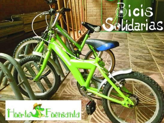 bicis solidarias nic3b1os
