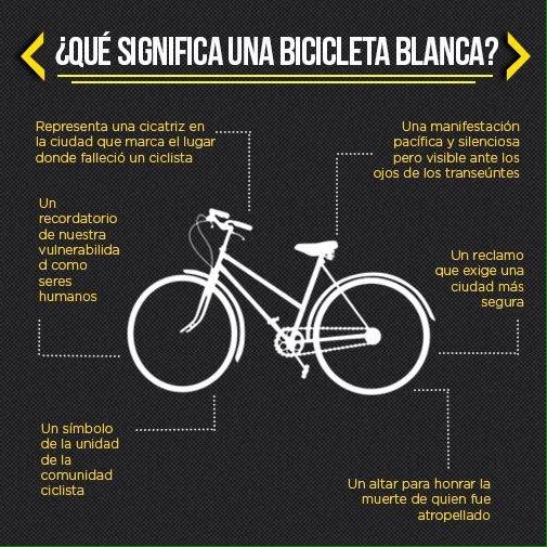 que es una #biciblanca