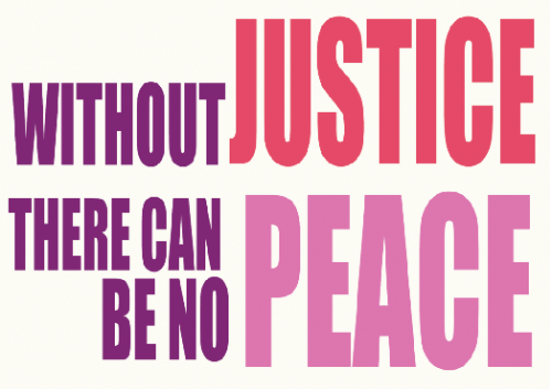 withoutjusticetherecanbenopeace