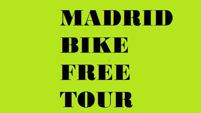 madridbikefreetour