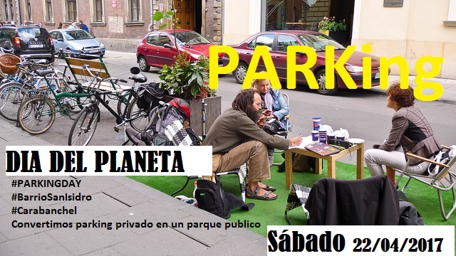 parking day barrio san isidro